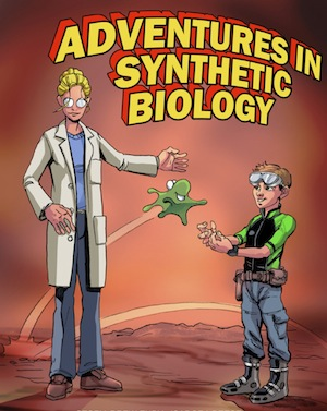 Synethic biology cover
